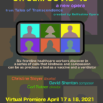 On Call: COVID-19 virtual opera premiere April 17-18